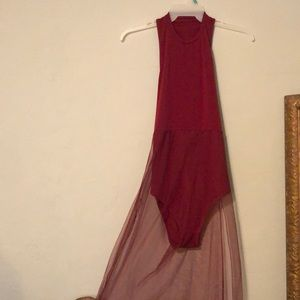 Dresses & Skirts - Adult party dress never worn
